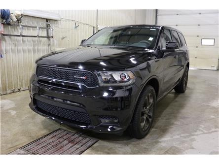 2019 Dodge Durango GT (Stk: KT076) in Rocky Mountain House - Image 1 of 28