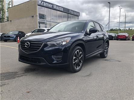 2016 Mazda CX-5 GT (Stk: N4502A) in Calgary - Image 1 of 16