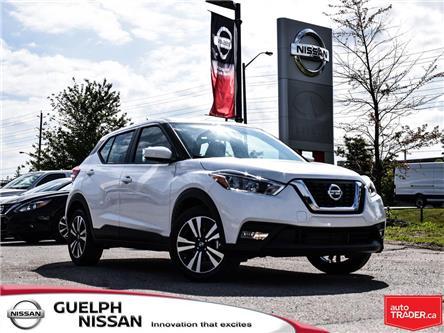 2019 Nissan Kicks SV (Stk: N20184) in Guelph - Image 1 of 23