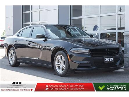 2019 Dodge Charger SXT (Stk: 10524U) in Innisfil - Image 1 of 21