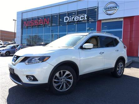 2015 Nissan Rogue CPO | NO ACCIDENTS | CLEAN (Stk: P0539) in Mississauga - Image 1 of 16