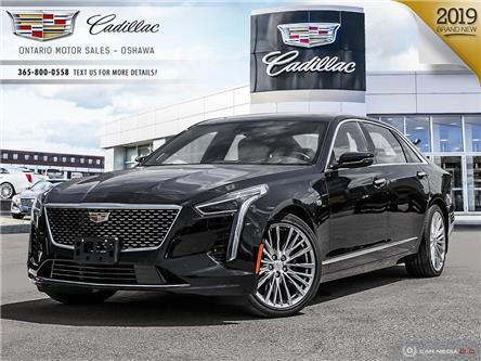 2019 Cadillac CT6 3.6L Luxury (Stk: 9124411) in Oshawa - Image 1 of 19