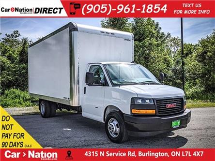 2019 GMC Savana Cutaway Work Van (Stk: DOM-006679) in Burlington - Image 1 of 28