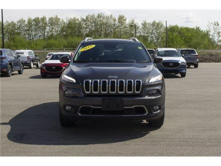 2015 Jeep Cherokee Limited (Stk: V571) in Prince Albert - Image 2 of 11