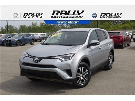 2016 Toyota RAV4 LE (Stk: V750A) in Prince Albert - Image 1 of 11
