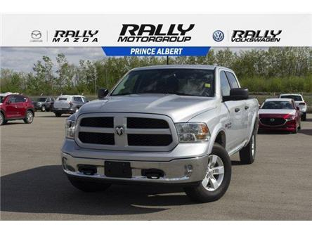 2018 RAM 1500 SLT (Stk: V835) in Prince Albert - Image 1 of 11