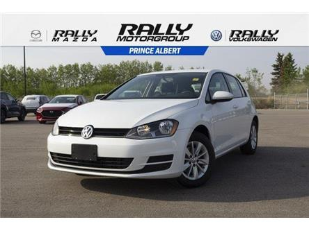 2017 Volkswagen Golf 1.8 TSI Trendline (Stk: V865) in Prince Albert - Image 1 of 11