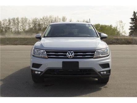 2018 Volkswagen Tiguan Trendline (Stk: V869) in Prince Albert - Image 2 of 11