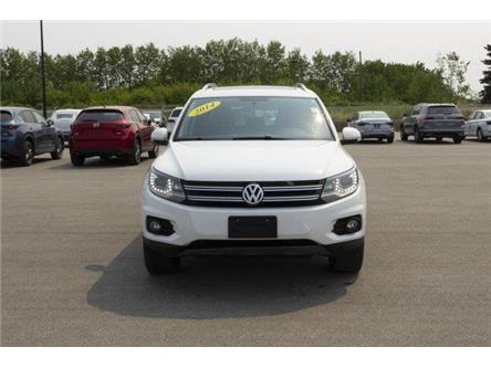 2014 Volkswagen Tiguan Highline (Stk: V874) in Prince Albert - Image 2 of 11