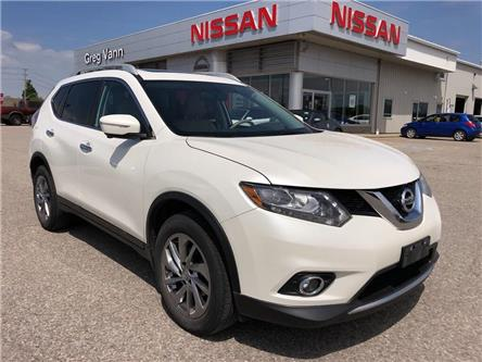 2015 Nissan Rogue SL (Stk: V0471A) in Cambridge - Image 1 of 28