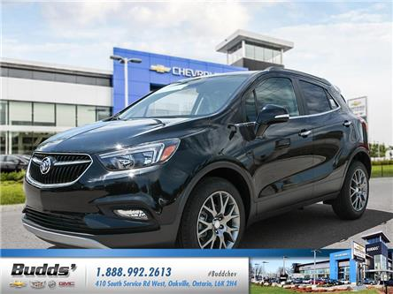 2019 Buick Encore Sport Touring (Stk: E9026) in Oakville - Image 1 of 25