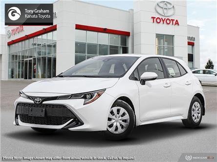 2019 Toyota Corolla Hatchback Base (Stk: 89626) in Ottawa - Image 1 of 24
