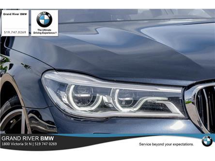 2016 BMW 750 Li xDrive (Stk: PW4905) in Kitchener - Image 2 of 22