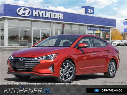 2020 Hyundai Elantra Luxury (Stk: 59062) in Kitchener - Image 1 of 23