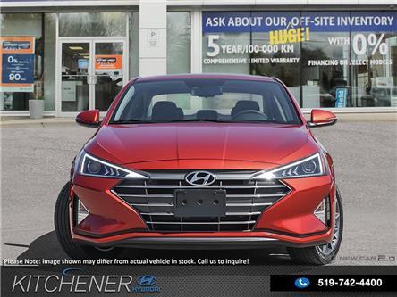2020 Hyundai Elantra Luxury (Stk: 59062) in Kitchener - Image 2 of 23