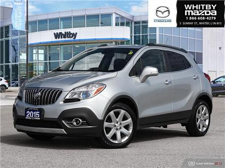 2015 Buick Encore Leather (Stk: 190234A) in Whitby - Image 1 of 27