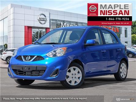2019 Nissan Micra SV (Stk: M19I012) in Maple - Image 1 of 23