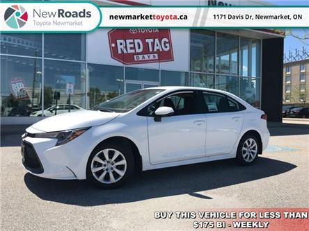 2020 Toyota Corolla LE (Stk: 34436) in Newmarket - Image 1 of 16