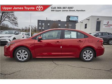 2020 Toyota Corolla LE (Stk: 200084) in Hamilton - Image 2 of 16