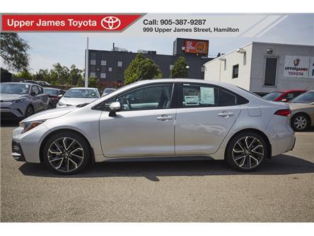 2020 Toyota Corolla SE (Stk: 200083) in Hamilton - Image 2 of 18