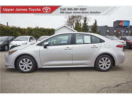 2020 Toyota Corolla LE (Stk: 200085) in Hamilton - Image 2 of 16