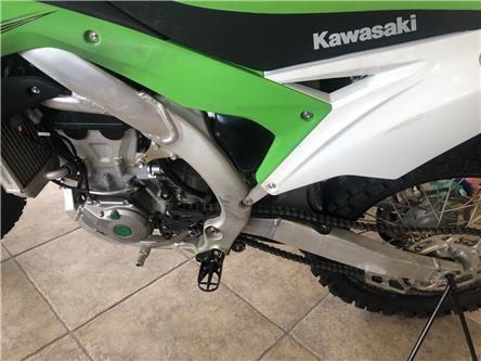 2017 Kawasaki KX450F  (Stk: zJAMES) in Sudbury - Image 2 of 6