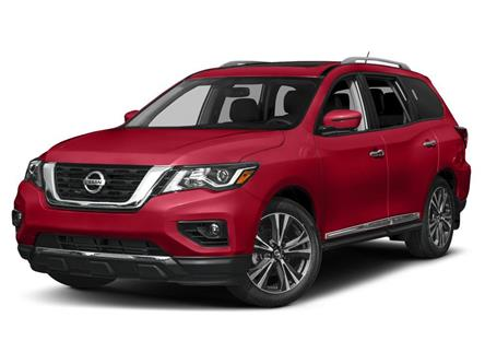 2019 Nissan Pathfinder Platinum (Stk: KC642796) in Whitby - Image 1 of 9