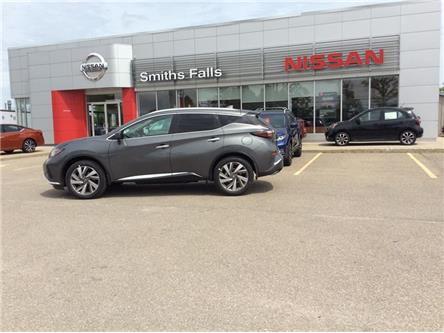 2019 Nissan Murano SL (Stk: 19-258) in Smiths Falls - Image 1 of 13