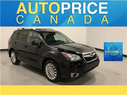 2014 Subaru Forester 2.0XT Touring (Stk: W0409) in Mississauga - Image 1 of 27