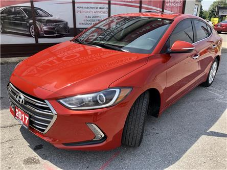 2017 Hyundai Elantra Limited (Stk: 807321) in Toronto - Image 2 of 13