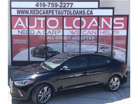 2017 Hyundai Elantra GLS (Stk: 124945) in Toronto - Image 1 of 8
