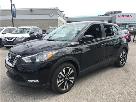 2019 Nissan Kicks SV (Stk: D494142A) in Scarborough - Image 1 of 10