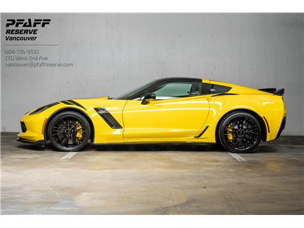 2017 Chevrolet Corvette Z06 (Stk: MV0267C) in Vancouver - Image 1 of 21