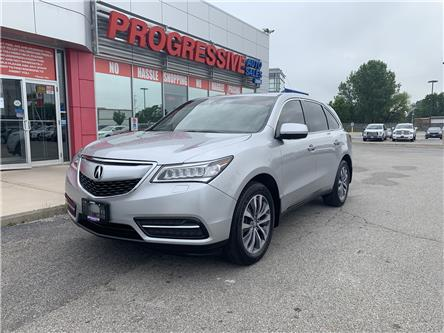 2014 Acura MDX Navigation Package (Stk: EB503852) in Sarnia - Image 2 of 32