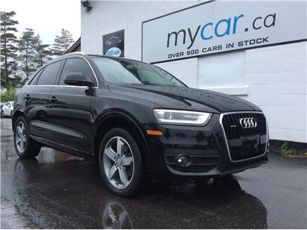 2015 Audi Q3 2.0T Progressiv (Stk: 190863) in Kingston - Image 1 of 20