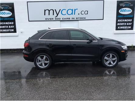 2015 Audi Q3 2.0T Progressiv (Stk: 190863) in Richmond - Image 2 of 20