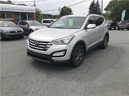2013 Hyundai Santa Fe Sport 2.4 Luxury (Stk: ) in Lower Sackville - Image 1 of 9