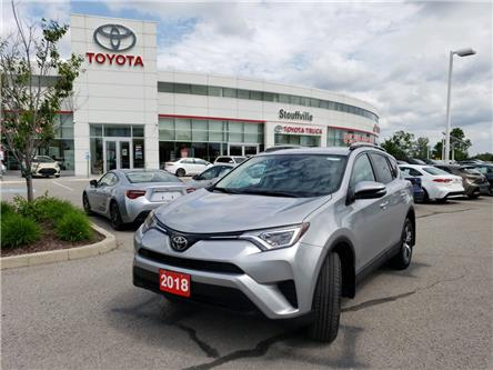 2018 Toyota RAV4 LE (Stk: P1858) in Whitchurch-Stouffville - Image 1 of 15