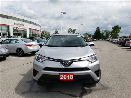 2018 Toyota RAV4 LE (Stk: P1858) in Whitchurch-Stouffville - Image 2 of 15