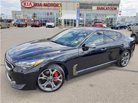 2018 Kia Stinger GT Limited (Stk: 40049A) in Saskatoon - Image 1 of 29