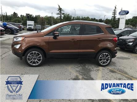 2019 Ford EcoSport Titanium (Stk: K-496) in Calgary - Image 2 of 5