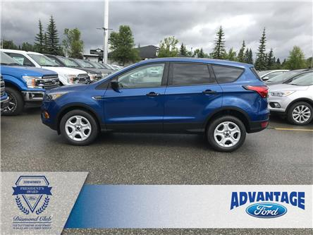 2019 Ford Escape S (Stk: K-1452A) in Calgary - Image 2 of 5