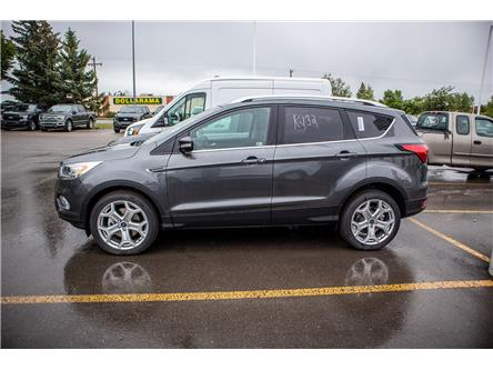 2019 Ford Escape Titanium (Stk: K-1437) in Okotoks - Image 2 of 5
