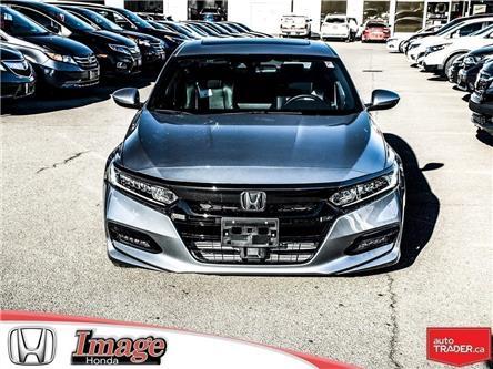 2019 Honda Accord Sport 1.5T (Stk: 9A118) in Hamilton - Image 2 of 19
