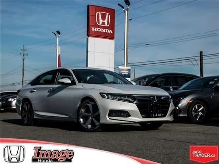 2019 Honda Accord Touring 1.5T (Stk: 9A124) in Hamilton - Image 1 of 19