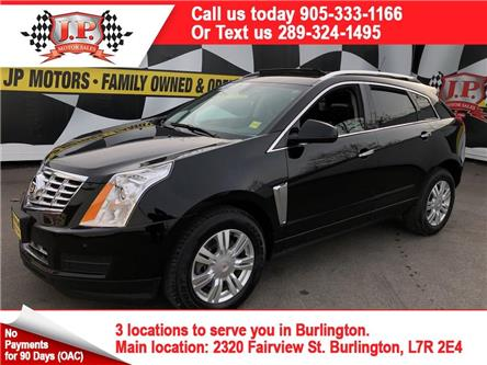 2015 Cadillac SRX Luxury (Stk: 46566) in Burlington - Image 1 of 27