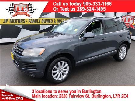 2012 Volkswagen Touareg  (Stk: 46629) in Burlington - Image 1 of 28