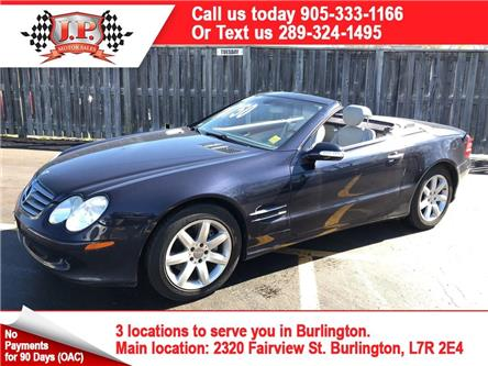 2003 Mercedes-Benz SL-Class Base (Stk: 45267) in Burlington - Image 1 of 26