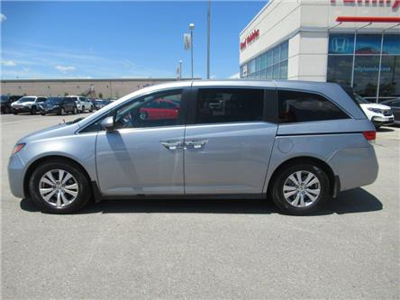 2016 Honda Odyssey EX, REVERSE CAM, HEATED SEATS (Stk: 9510240A) in Brampton - Image 2 of 30