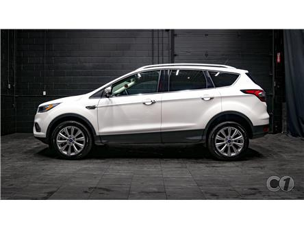 2018 Ford Escape Titanium (Stk: CT19-251) in Kingston - Image 1 of 35